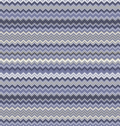 Fashion abstract geometrical chevron pattern vector image