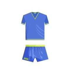 Sports uniforms icon cartoon style vector