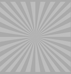 Abstract sun burst background from radial stripes vector