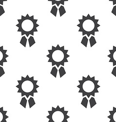 achievement seamless pattern vector image