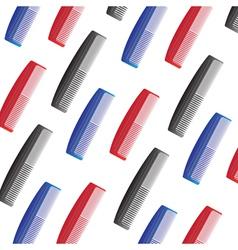 Comb background vector