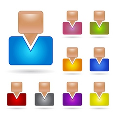 Group people vector