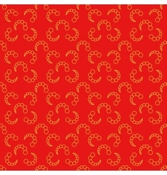 Bubbles chaotic seamless pattern 3208 vector
