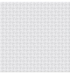 puzzles blank template vector image