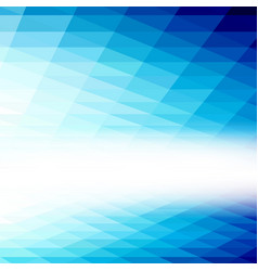 Abstract backgroundthe blue triangleabstract vector