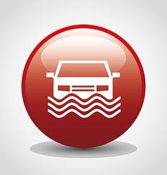 Insurance icon vector