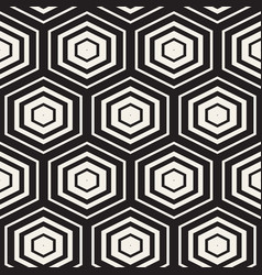 seamless pattern with lines lattice vector image