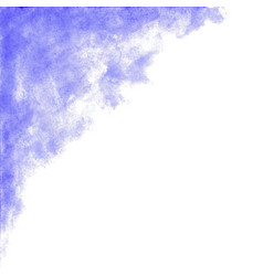 Violet watercolor abstract background vector