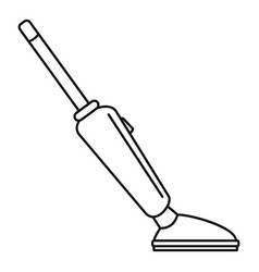 Car vacuum cleaner icon outline style vector