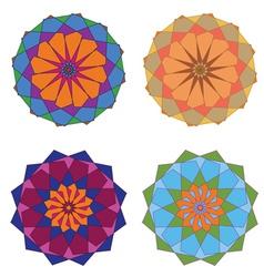 Circular Ornaments3 vector