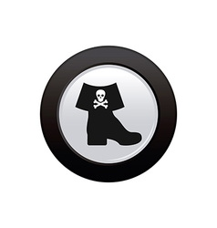 Pirate Object vector image vector image