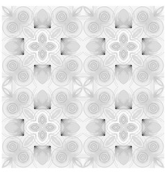 seamless round hand drawn vector image