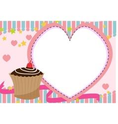 cake vector image