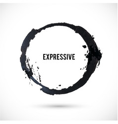 expressive vector image