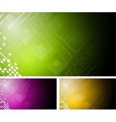 Technical design vector image