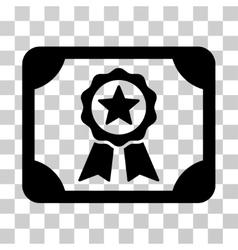 Certificate Icon vector