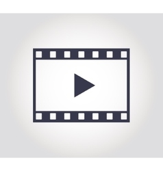 video icon - vector image