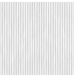 White wooden background vector image vector image