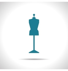 tailor sing vector image