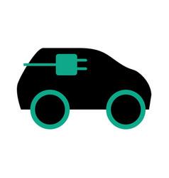 Electric car energy vector