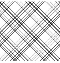 white color check pixel seamless pattern vector image
