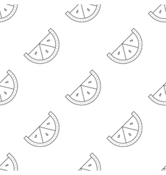 line style seamless pattern minimalistic vector image