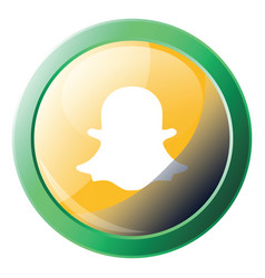 image relating to Printable Snapchat Logo called Snapchat Icons Vector Shots (above 300)