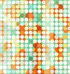 vintage blue light seamless vector image