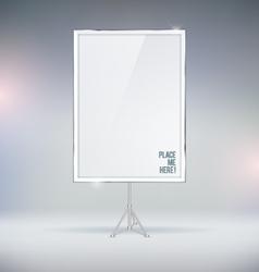 Board MockUp vector image