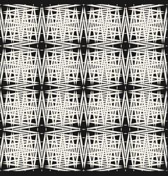 Cross hatch pattern abstract seamless texture vector