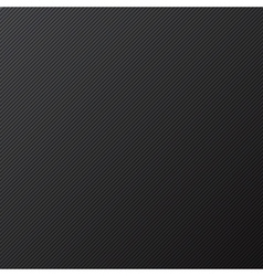 Black techno lined background vector image vector image