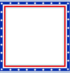 Frame the background in the style of the american vector