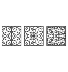 Art deco floral seamless wallpaper vector