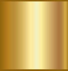 Gold foil texture background realistic golden vector