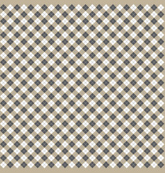 gray argyle harlequin seamless pattern vector image