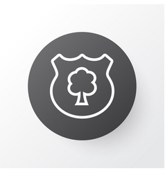 Protect forest icon symbol premium quality vector