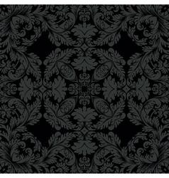 dark retro background vector image vector image