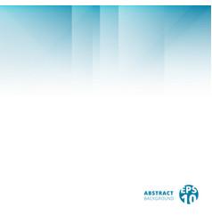 abstract technology geometric overlap light blue vector image