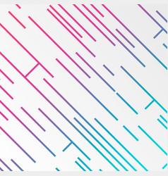 diagonal line pattern background vector image