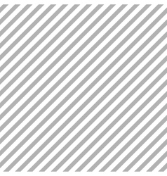 Grey diagonal stripes seamless pattern vector
