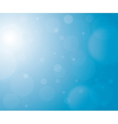 Light blue abstract blurred background vector