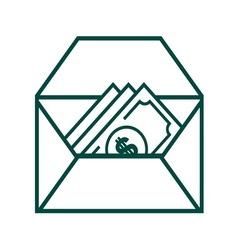 pismo novac3 resize vector image