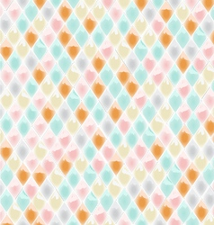 Abstract cute mosaic tile background vector