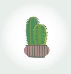 Cactus in vector