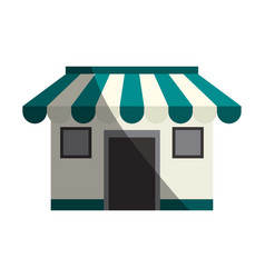 Store or shop icon image vector