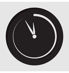 Information icon - last minute clock vector
