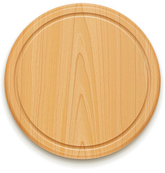 kitchen cutting board vector image