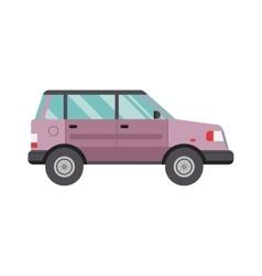 Cartoon car vector image vector image