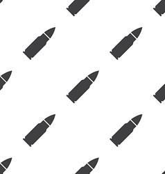 bullet seamless pattern vector image