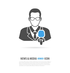 Media and News Logo vector